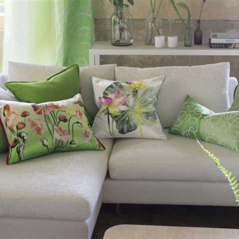 Designers Guild -tekstiilit