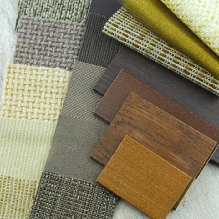 Sisustussuunnittelun lähtökohtana voi olla joku tietty materiaali, muoto tai väri, jota tilaan halutaan. Tai se voi olla vaikka perintötyyny tai mikä tahansa yksittäinen esine tai asia. Sen ympärille lähdetään luomaan kokonaisuutta.